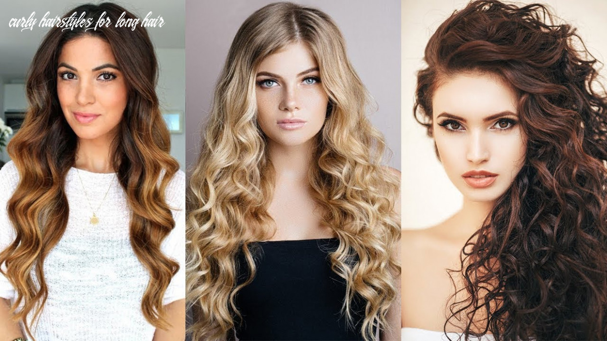 9 fabulous curly hairstyles ideas 😍 amazing hair transformations 9 curly hairstyles for long hair