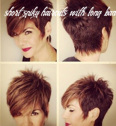 9 fabulous short spikey hairstyles for women and girls (mit
