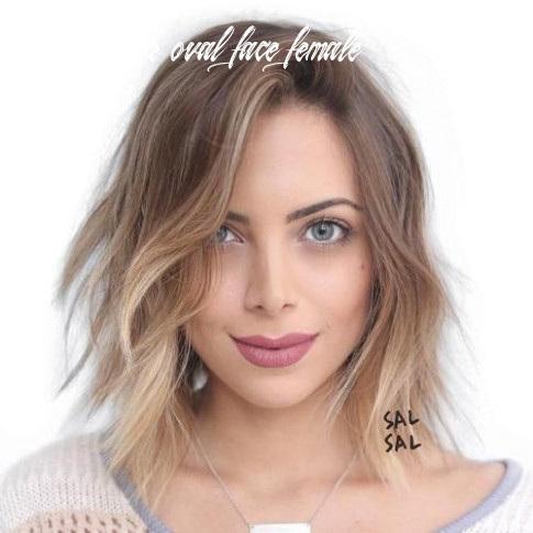 9 flattering haircuts and hairstyles for oval faces hairstyle for oval face female