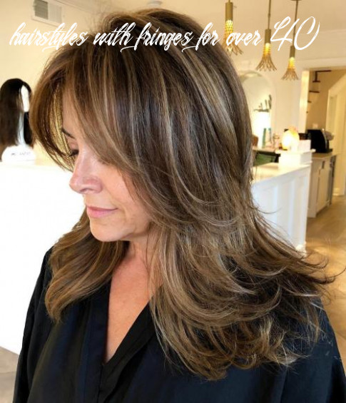 9 Gorgeous Hairstyles For Women Over 9
