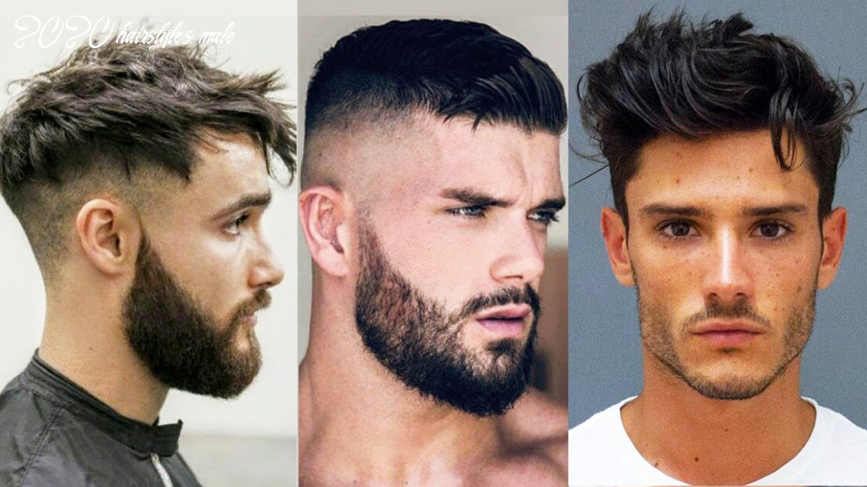 9 hairstyles that'll dominate in 9 (top style trends for men) 2020 hairstyles male