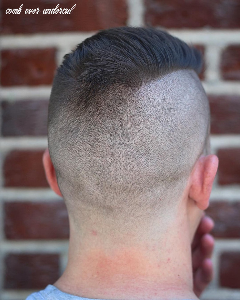 9 Hottest Men's Comb Over Hairstyles for 9