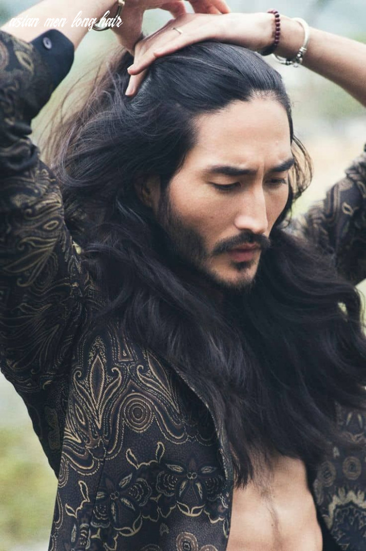 9 irresistibly long hairstyles for asian men – hairstylecamp