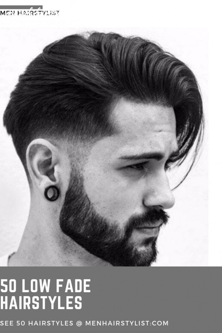 9 low fade haircut ideas to rock right now   comb over haircut
