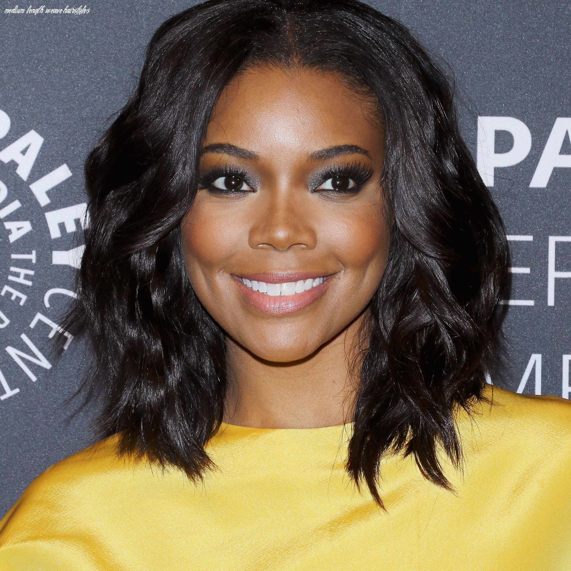 9 Medium Length Hair For Black Women