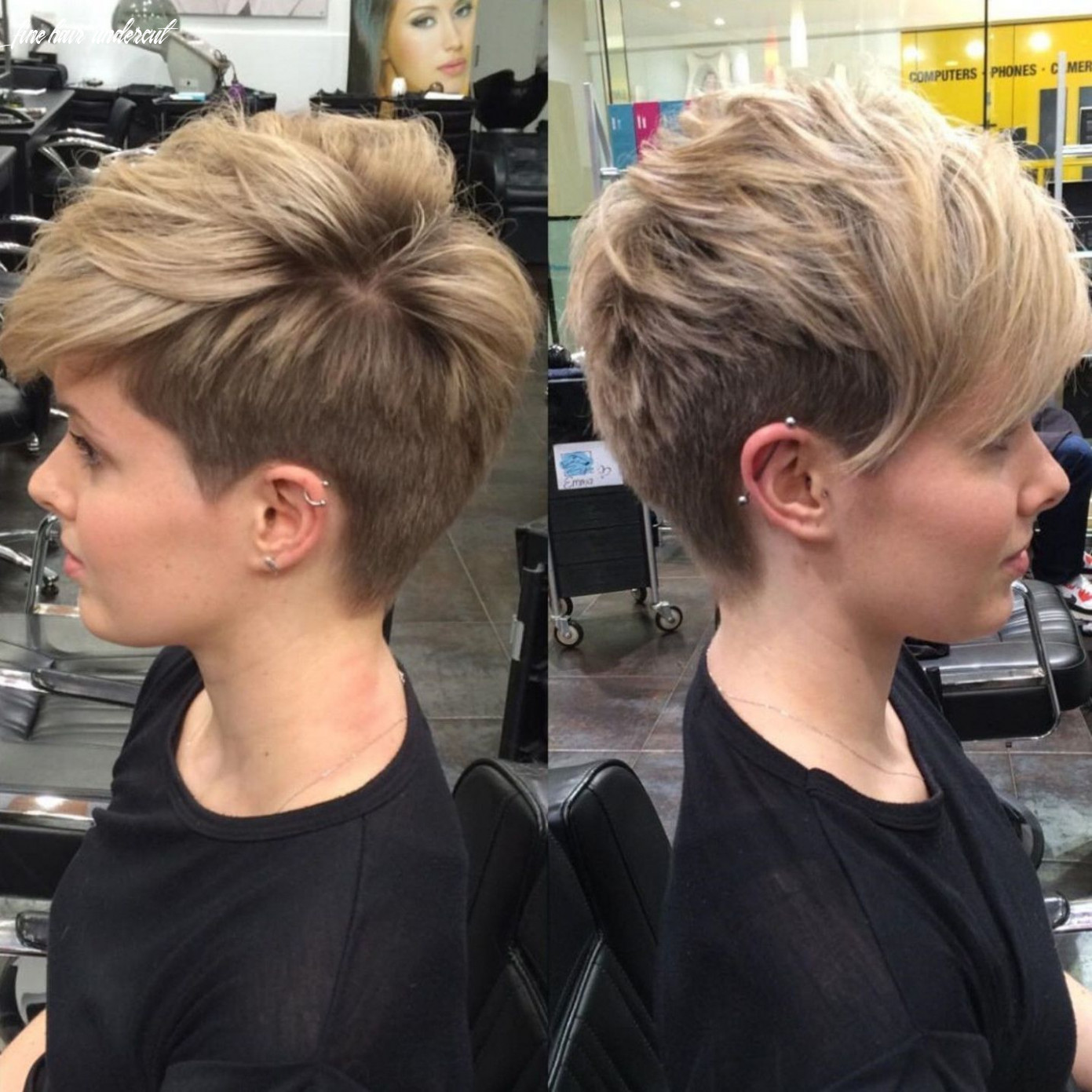 9 mind blowing short hairstyles for fine hair (mit bildern