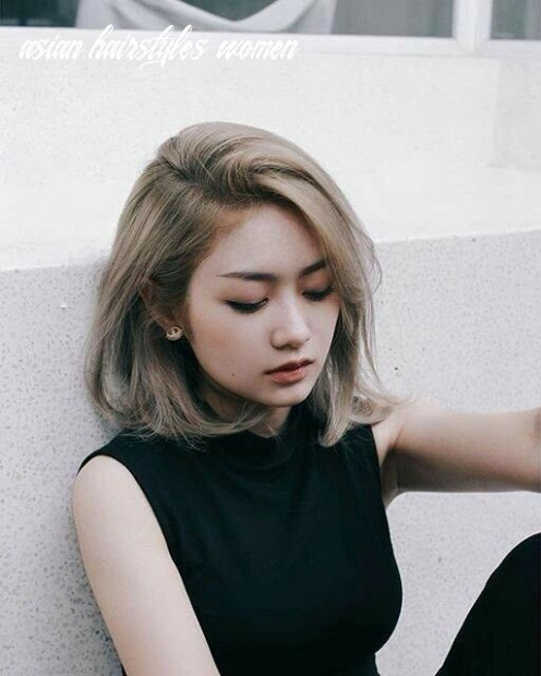 9 modern asian hairstyles that you need immediately (with images