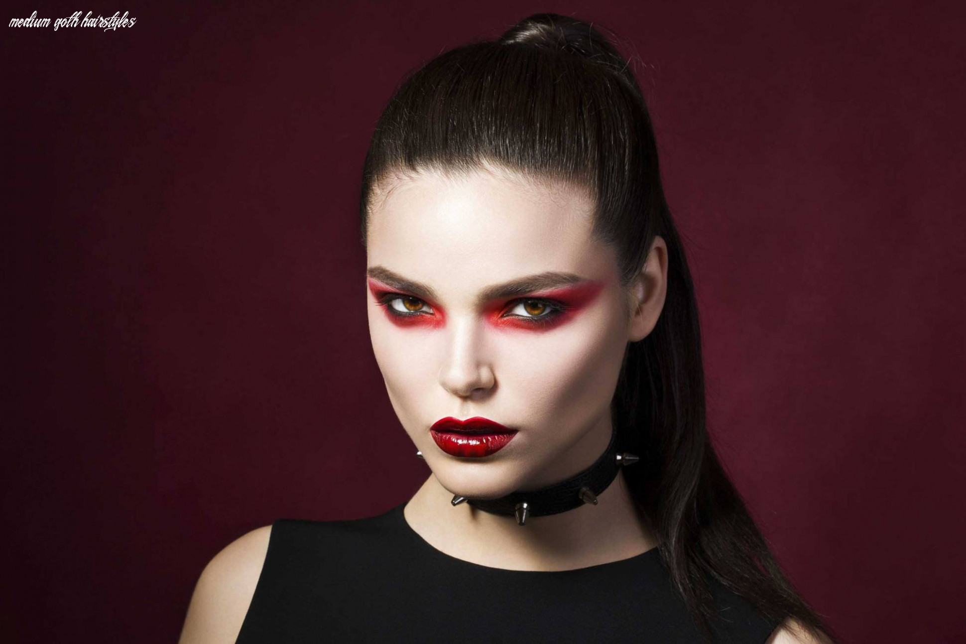 9 modern goth hairstyles to fit your edgy personality in 9