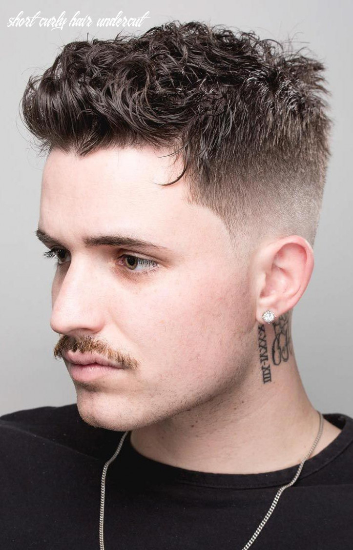 9 Modern Men's Hairstyles for Curly Hair (That Will Change Your ...