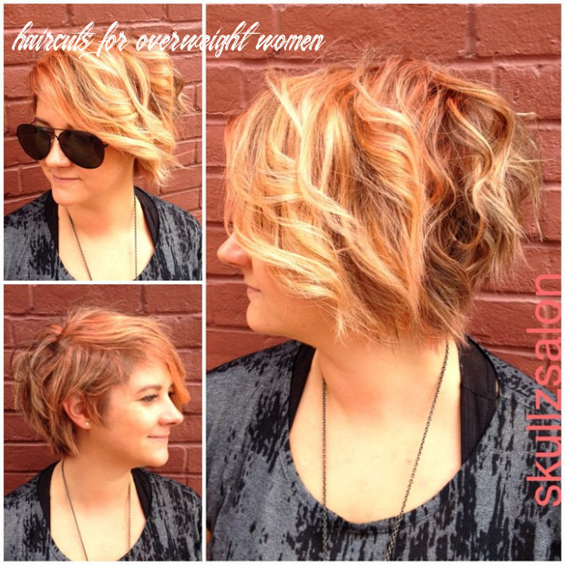 9 most flattering hairstyles for overweight woman [august, 9] haircuts for overweight women