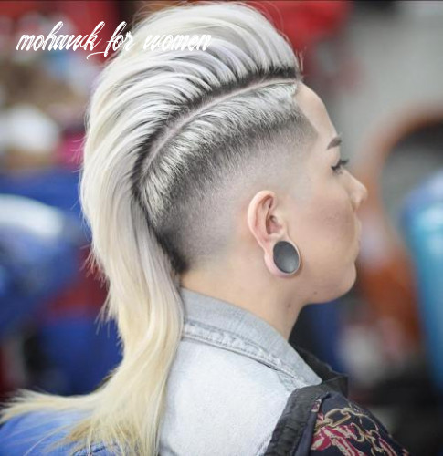 9 most gorgeous mohawk hairstyles of nowadays mohawk for women