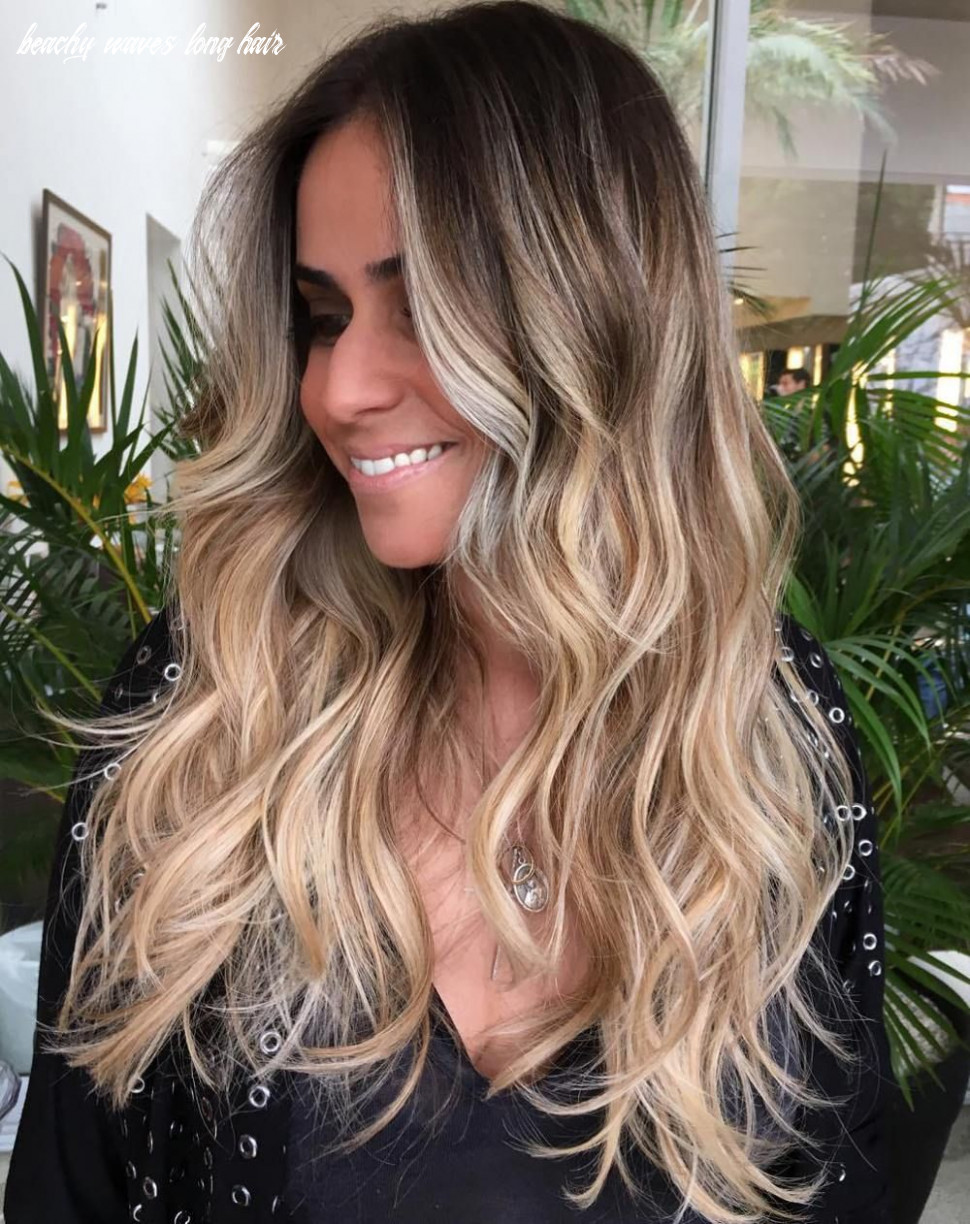 9 perfect ways to get beach waves in your hair (with images