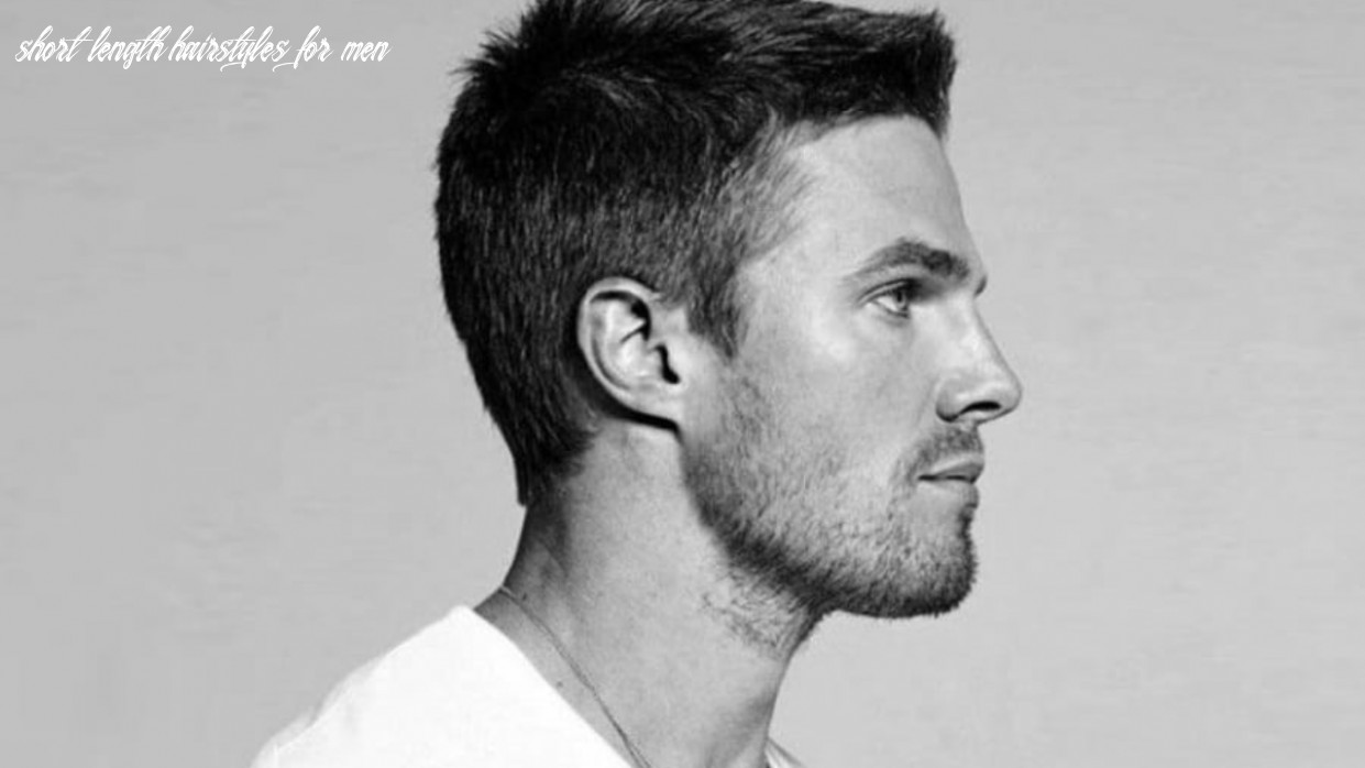 9 short haircuts & hairstyle tips for men   man of many short length hairstyles for men