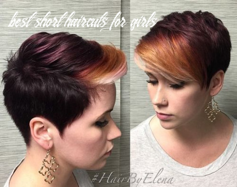 9 Short Haircuts for Girls with Added Oomph