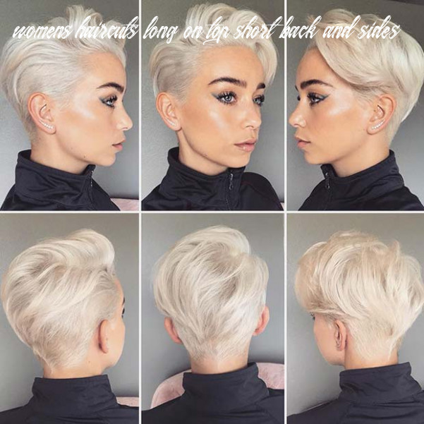 9 short haircuts for women to copy in 9 | stayglam womens haircuts long on top short back and sides
