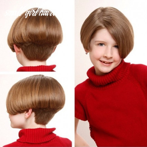 9 short hairstyles and haircuts for girls of all ages small girl haircut