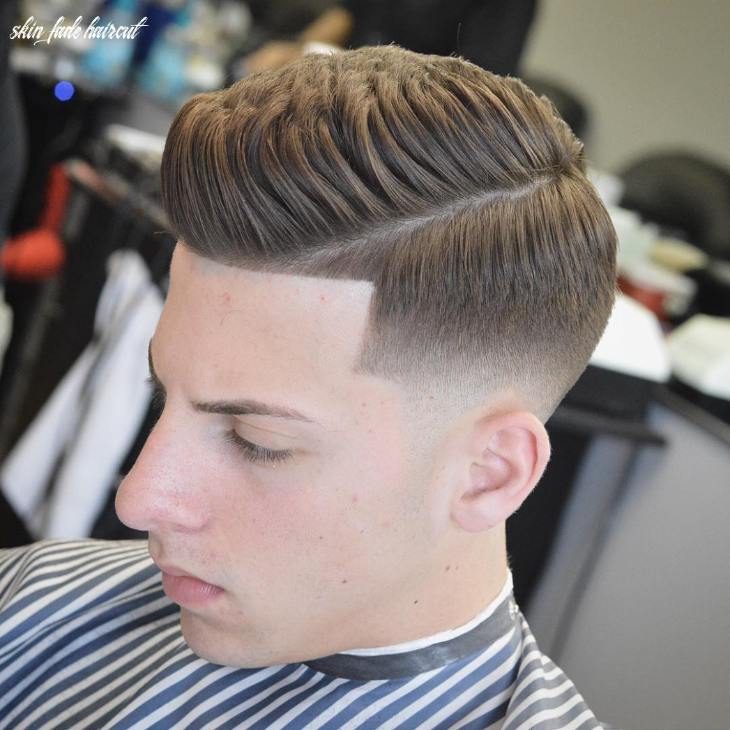 9+ Skin Fade Haircut Ideas (Trendsetter for 9)
