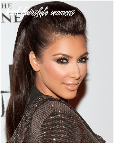 9 slick back hairstyles that work on every woman back hairstyle womens