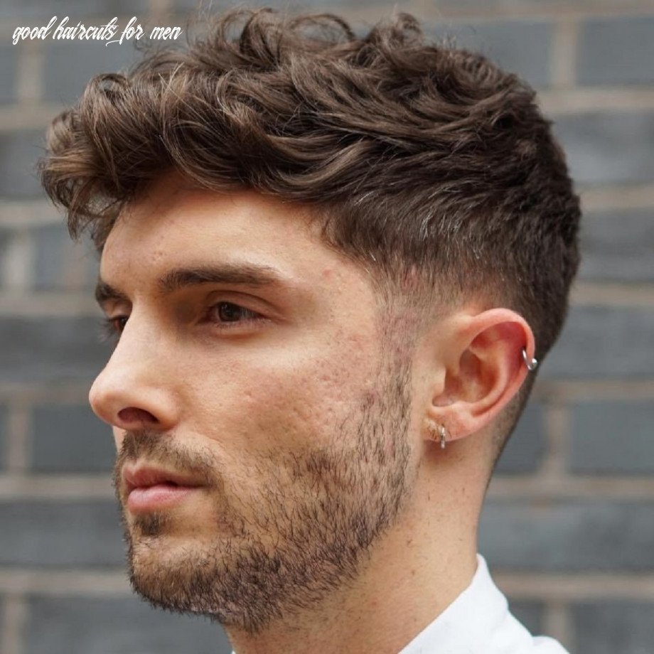 9 statement hairstyles for men with thick hair good haircuts for men