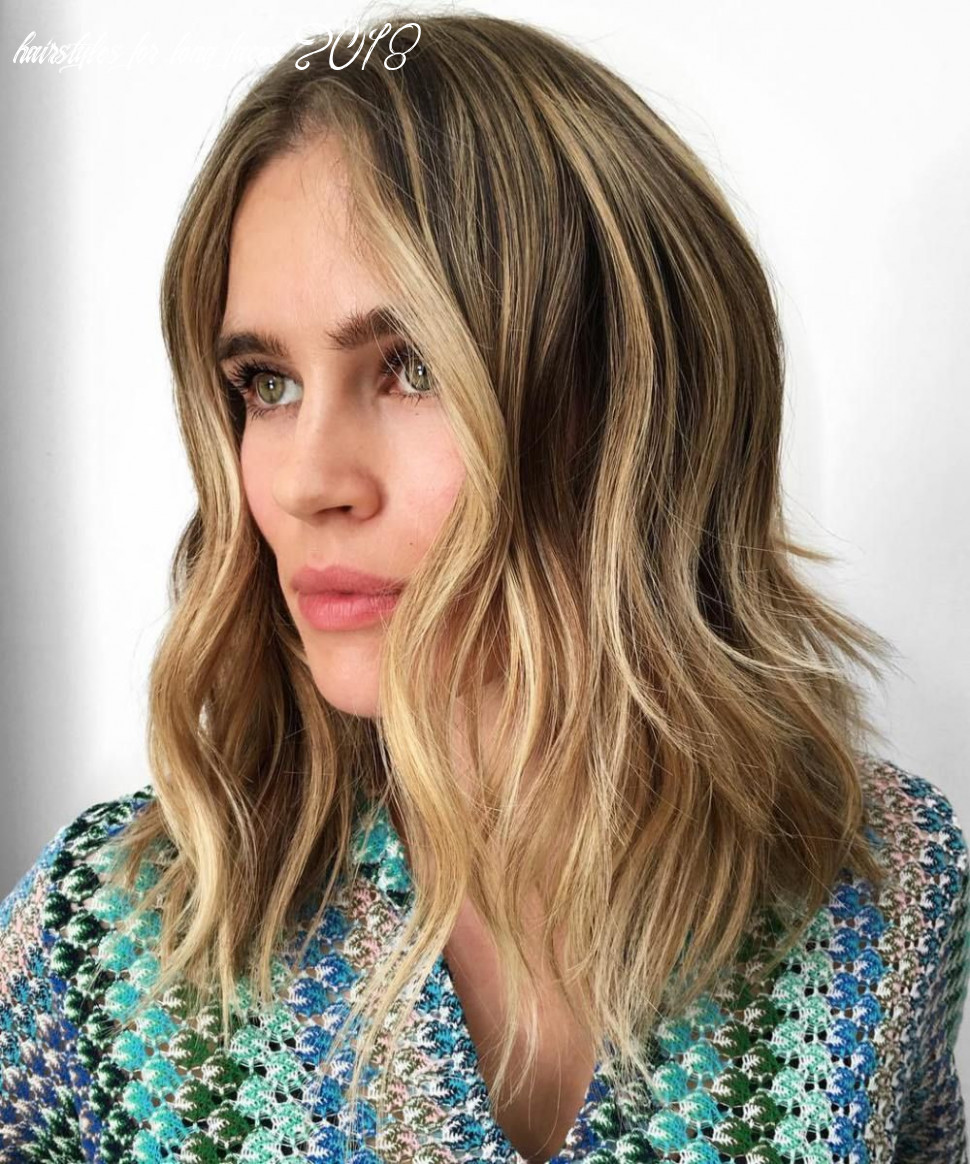 9 Super Chic Hairstyles for Long Faces to Break Up the Length ...