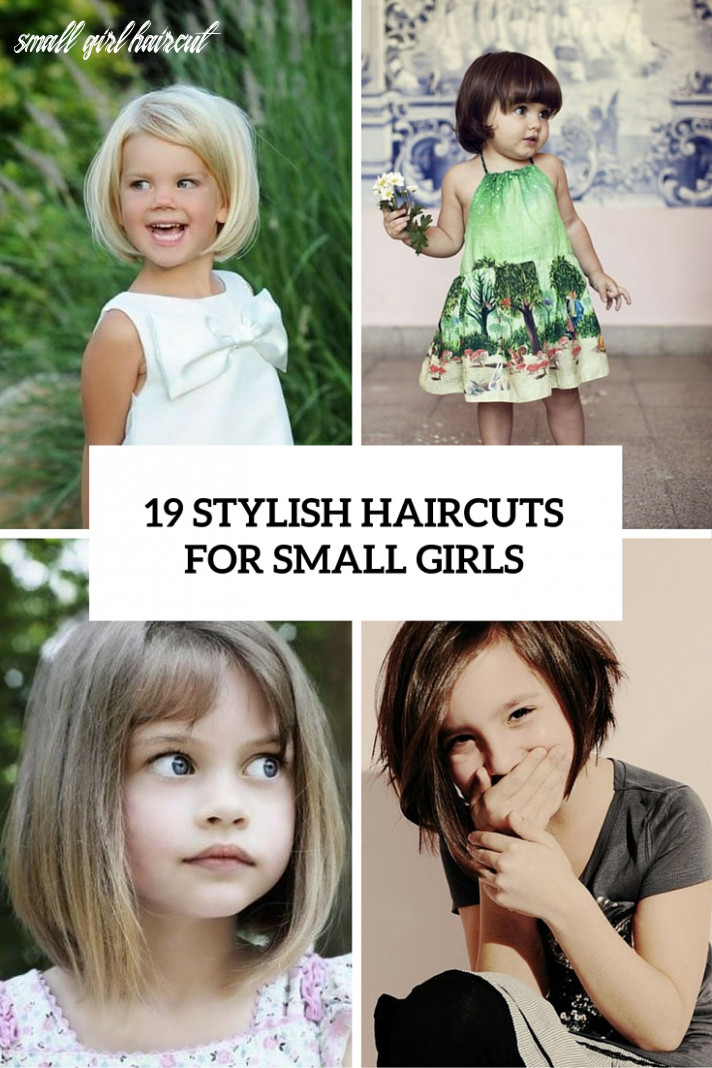 9 Super Cute And Stylish Haircuts For Small Girls - Styleoholic