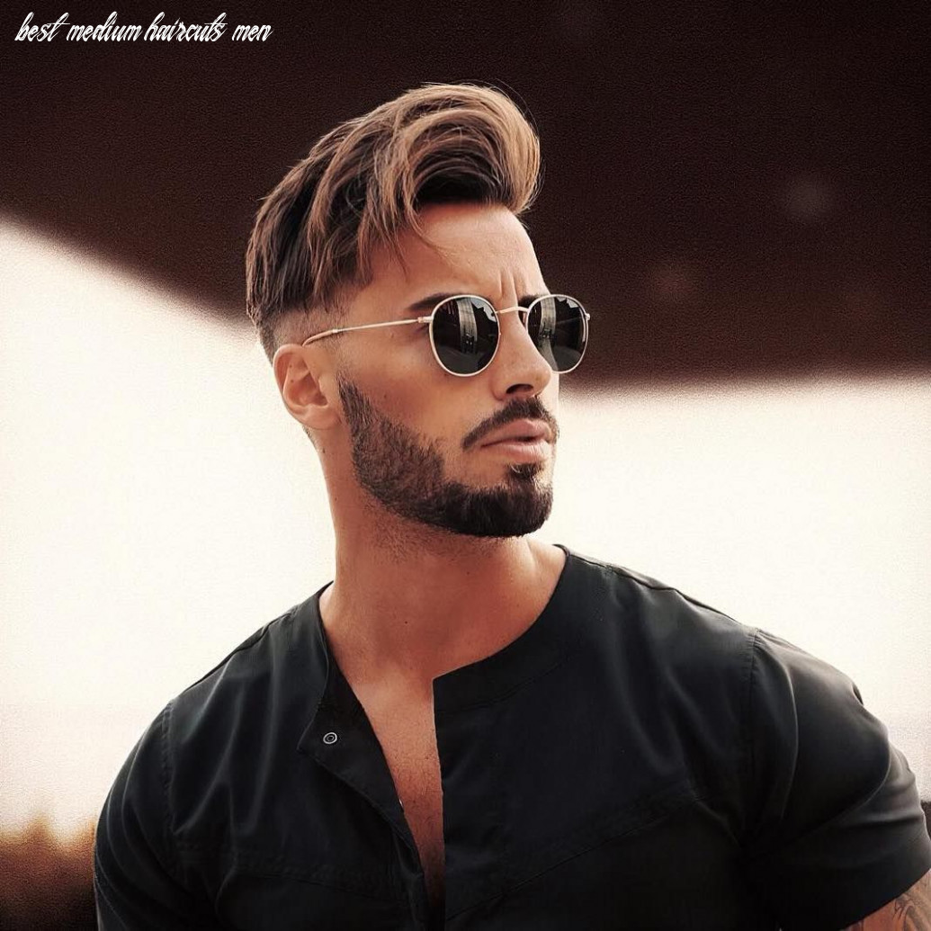 9 the best medium length hairstyles for men (with images