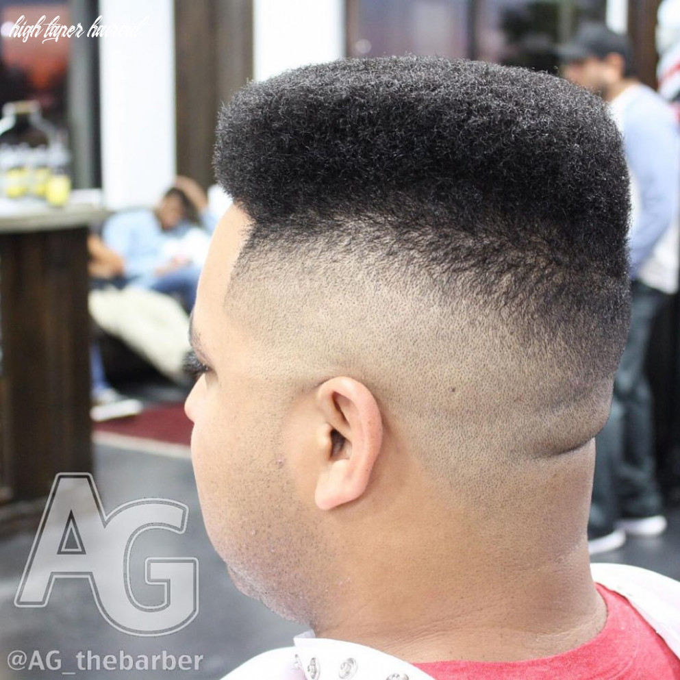 9 Top Taper Fade Haircut for Men: High, Low and Temple - AtoZ ...