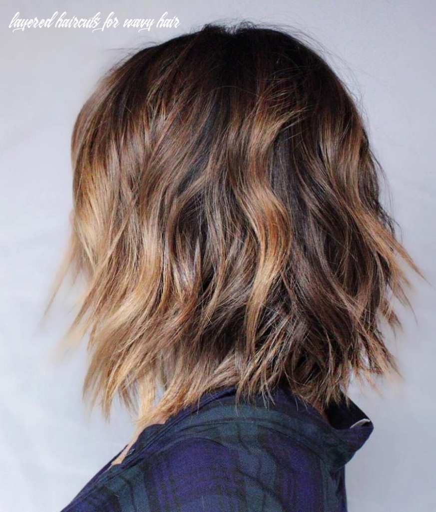 9 trendiest shaggy bob haircuts of the season | haarschnitt für
