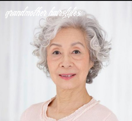 9 Trendy Granny Hairstyles of 9 That Should Try Every Old Woman