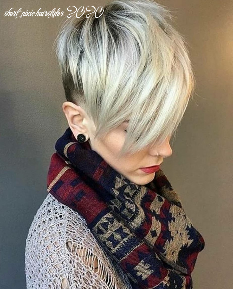 9 Trendy Short Pixie Haircuts - Pixie Hairstyle for Women Short ...