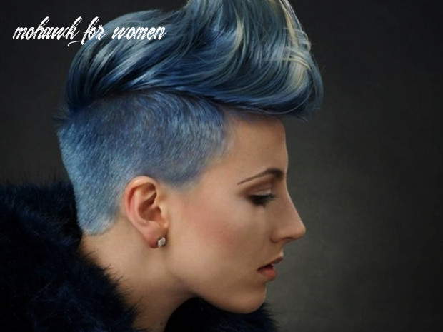9 Voguish Mohawk Hairstyles for Women