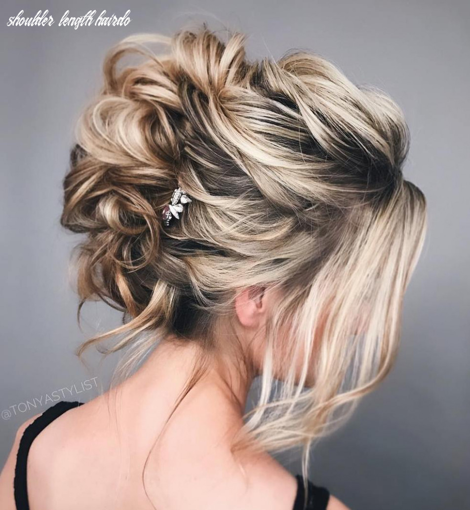 9 Wonderful Updos for Medium Hair to Inspire New Looks - Hair Adviser