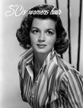 9s hairstyles 9s hairstyles from short to long 50s womens hair