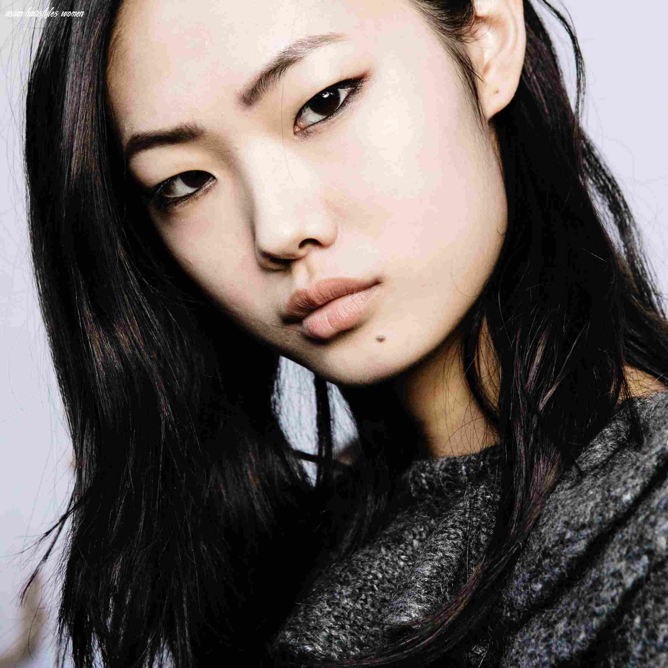 A photo gallery of hairstyles flattering on asian women asian hairstyles women