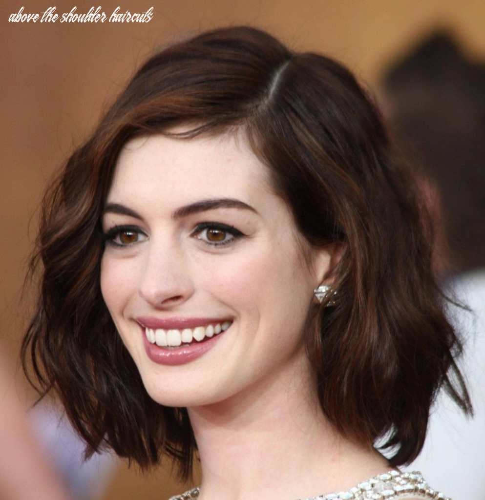 Above the shoulder haircuts for women google search | medium