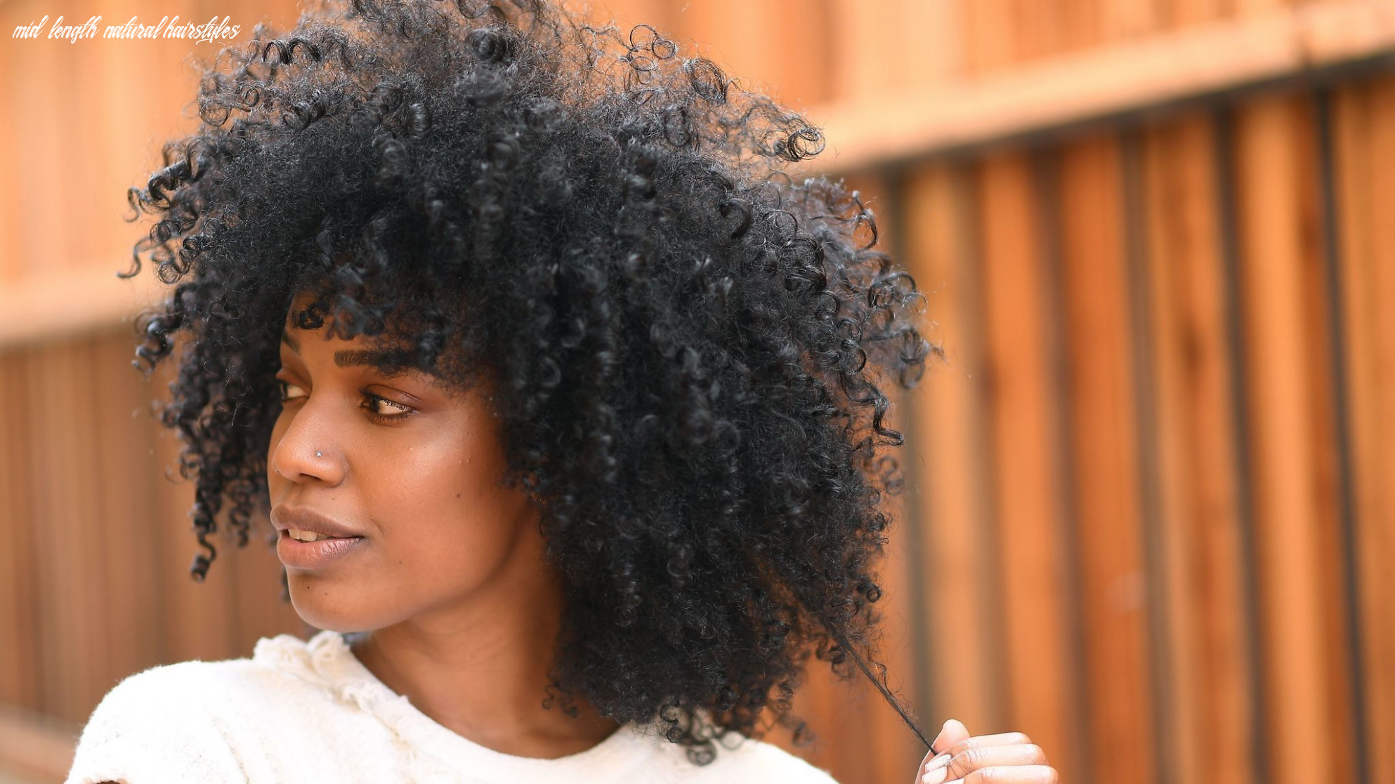 African american natural hairstyles for medium length hair mid length natural hairstyles