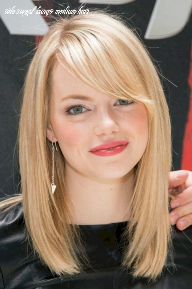 Amazing Hairstyles with Side Swept Bangs 10   Bob hairstyles for ...