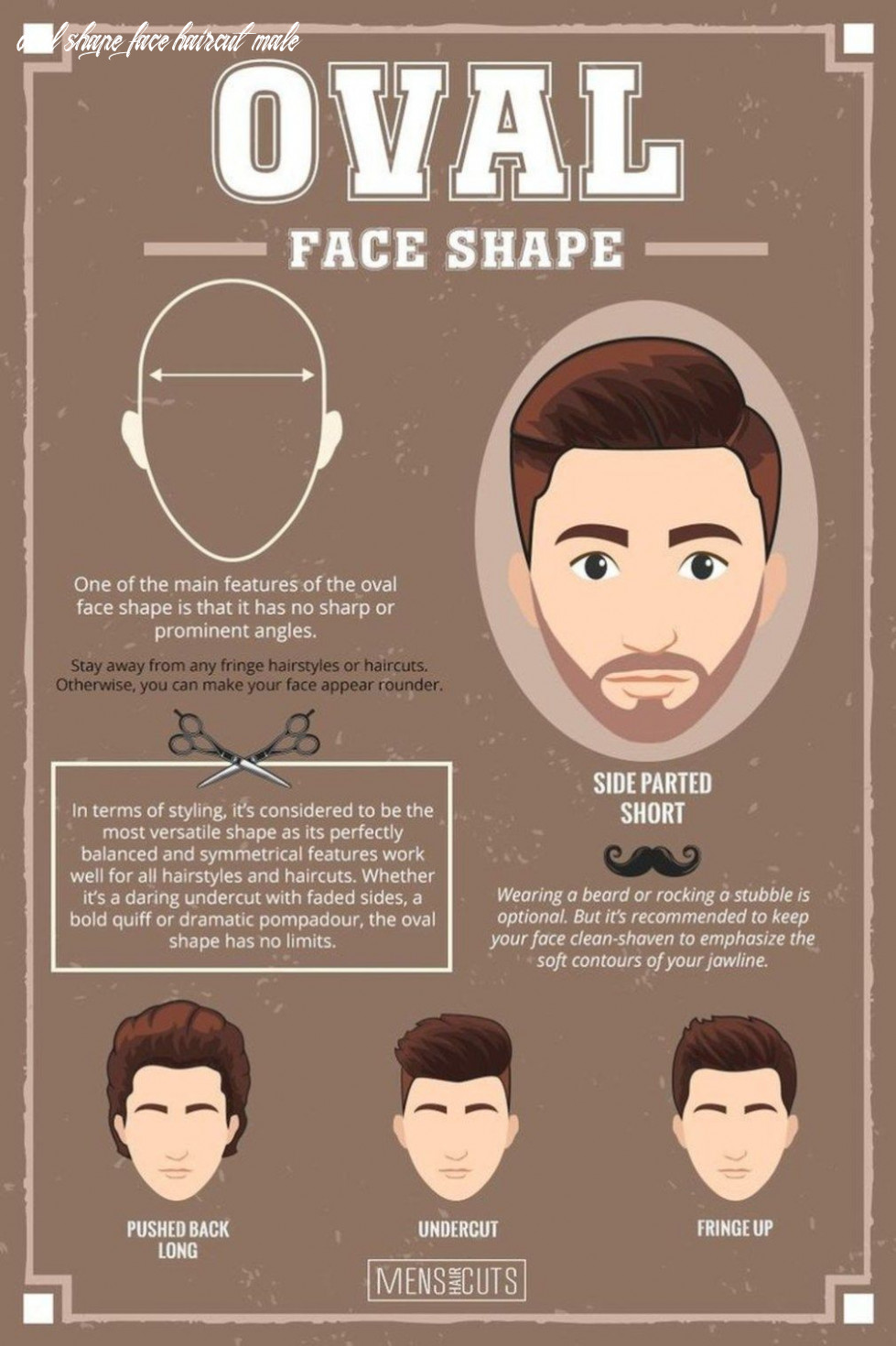 Amazing male hair styles that match with your face shapes12 | male