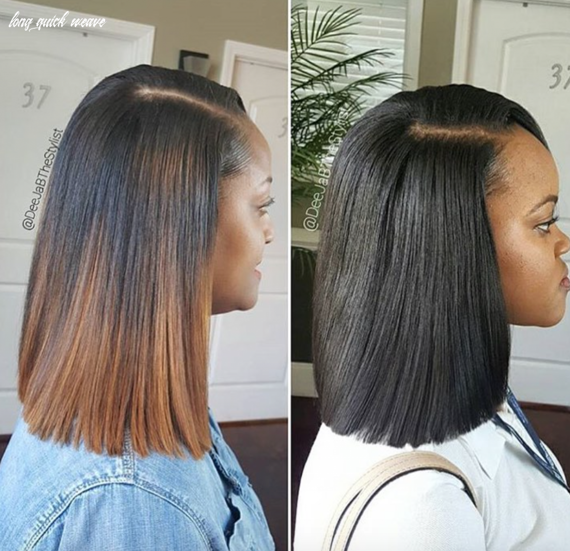Amazing sew in vs quick weave by @deejabthestylist - https ...