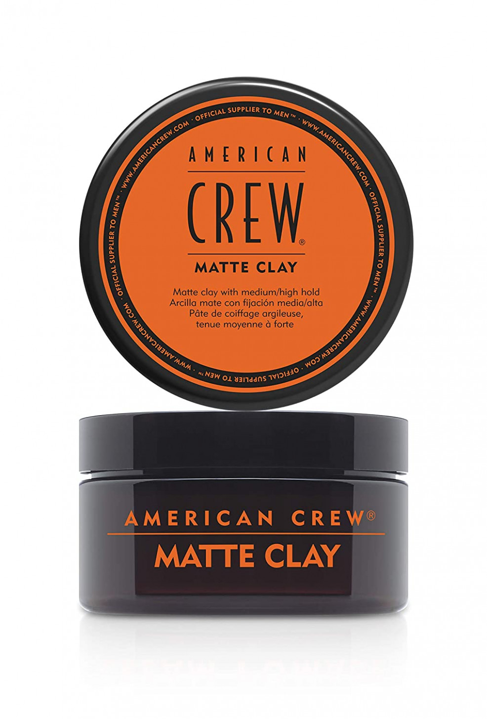 American crew matte clay,122er pack (122 x 12 g) american crew clay