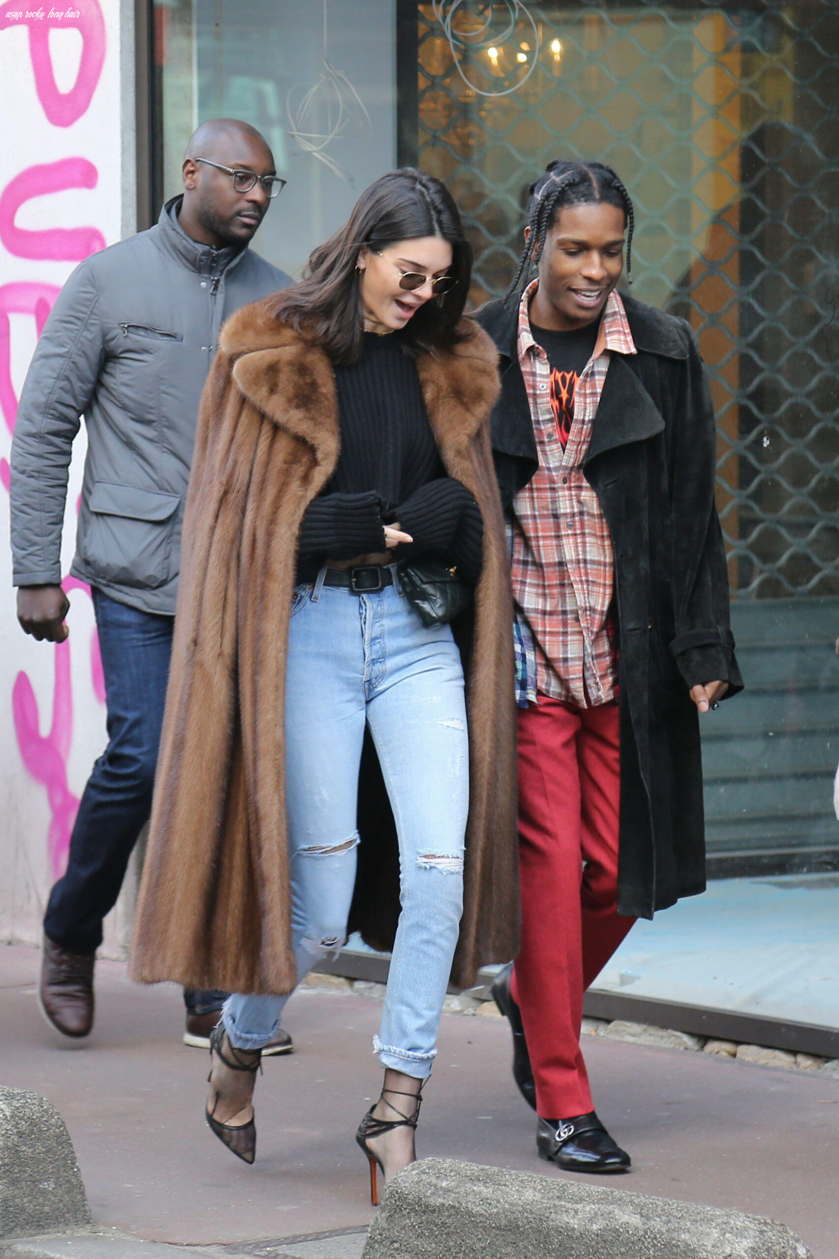 Are Kendall Jenner and ASAP Rocky Dating? Calvin Ad Sparks Rumors
