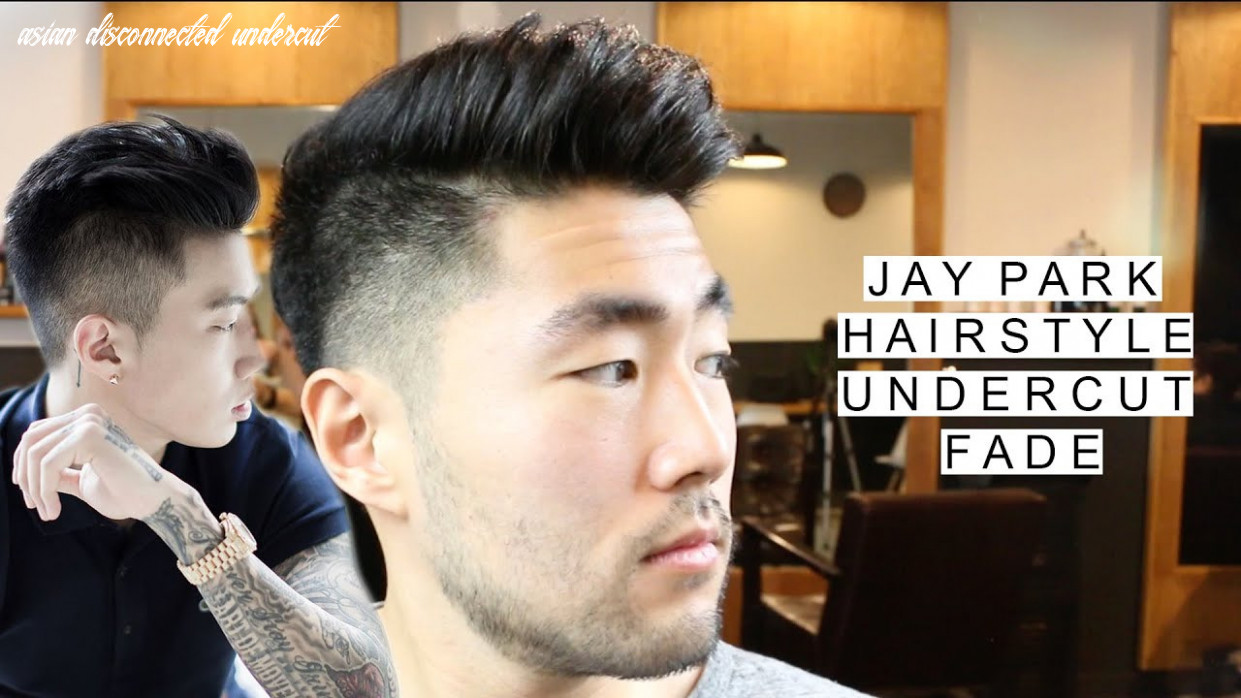 Asian Undercut Hairstyle Awesome Korean Guy Haircuts Gallery