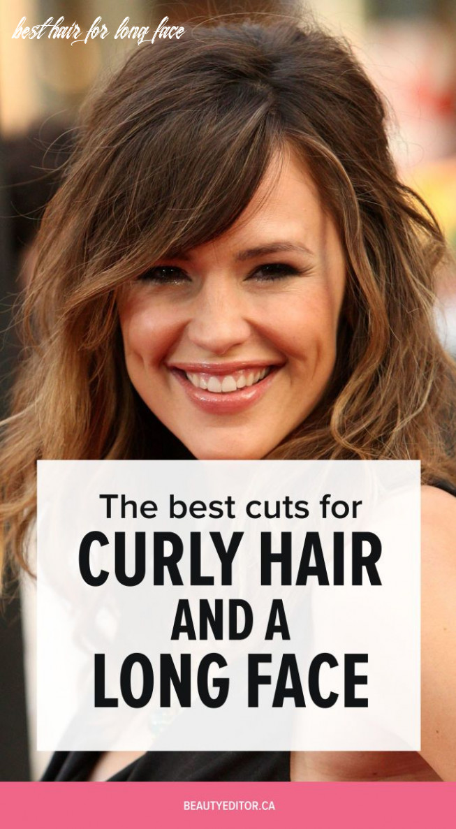 Ask a hairstylist: the best hairstyles for a long face and curly