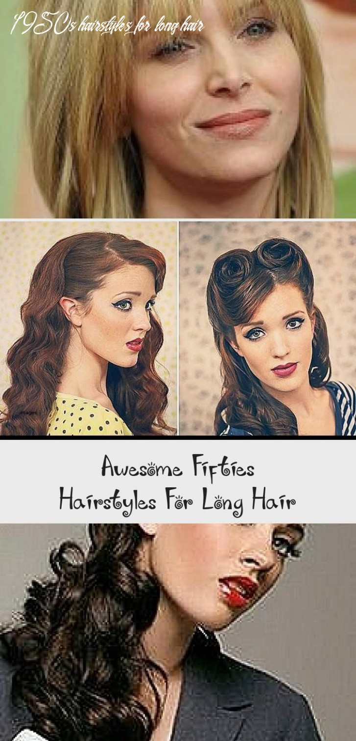 Awesome fifties hairstyles for long hair hair & styles