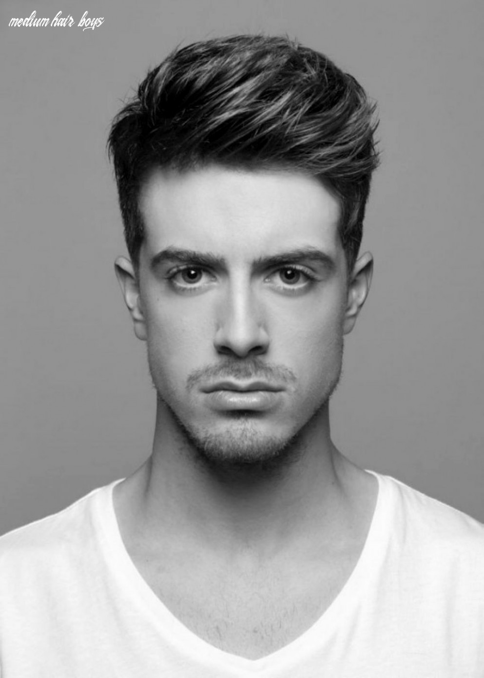 Awesome hairstyle men awesome hairstyles for guys with medium hair