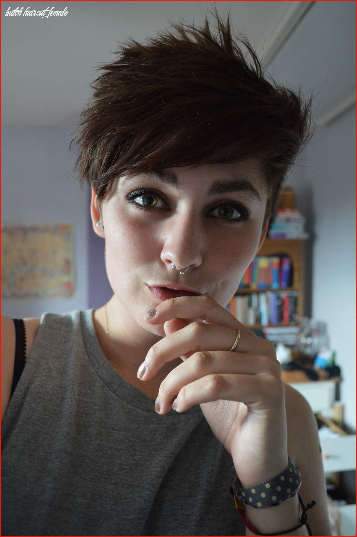 Awesome soft butch hairstyles photos of hairstyles tutorials 12