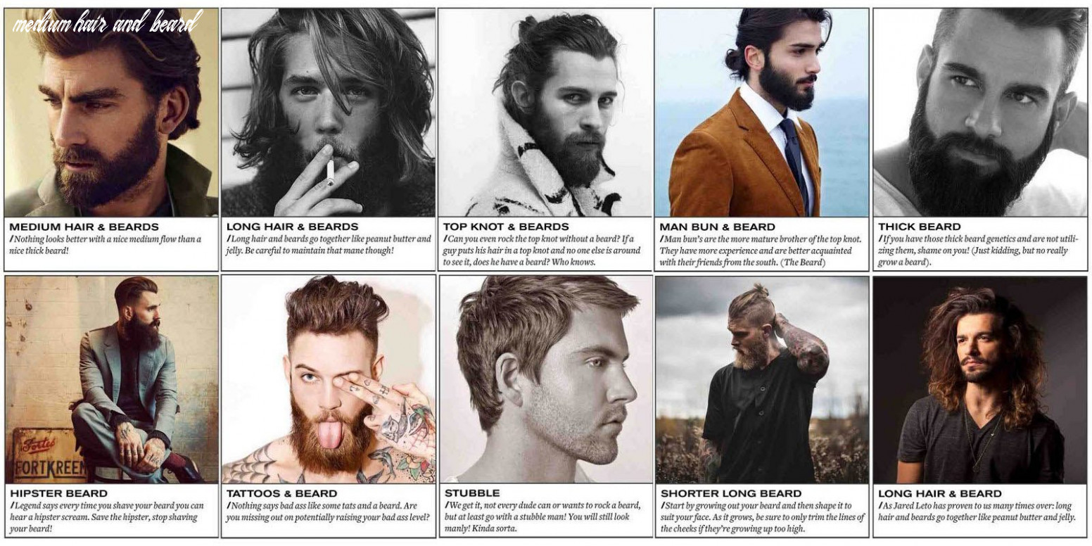 BEARD STYLES AND TRENDS FOR 9