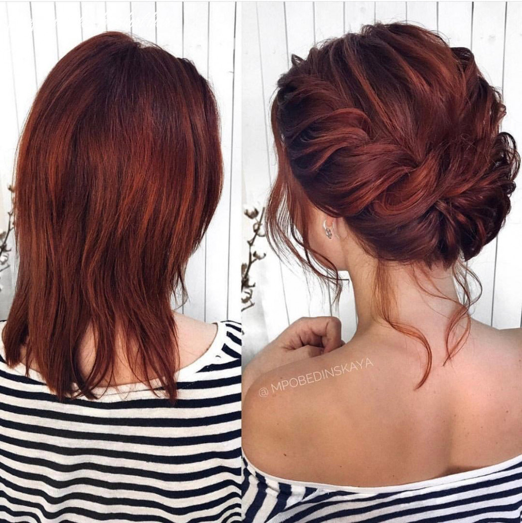 """Beauty launchpad on instagram: """"not all updos need to have masses"""