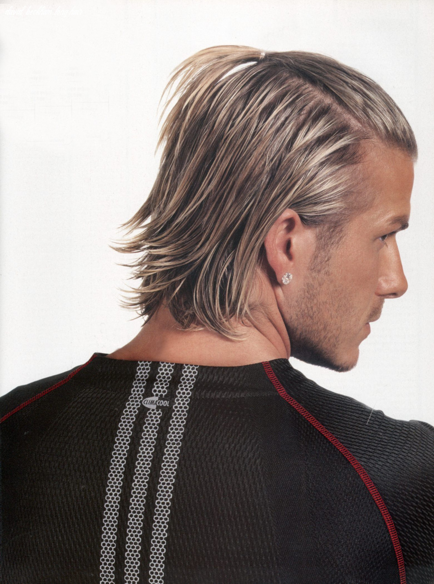 Becks hair color is really cool he can do any shade (with