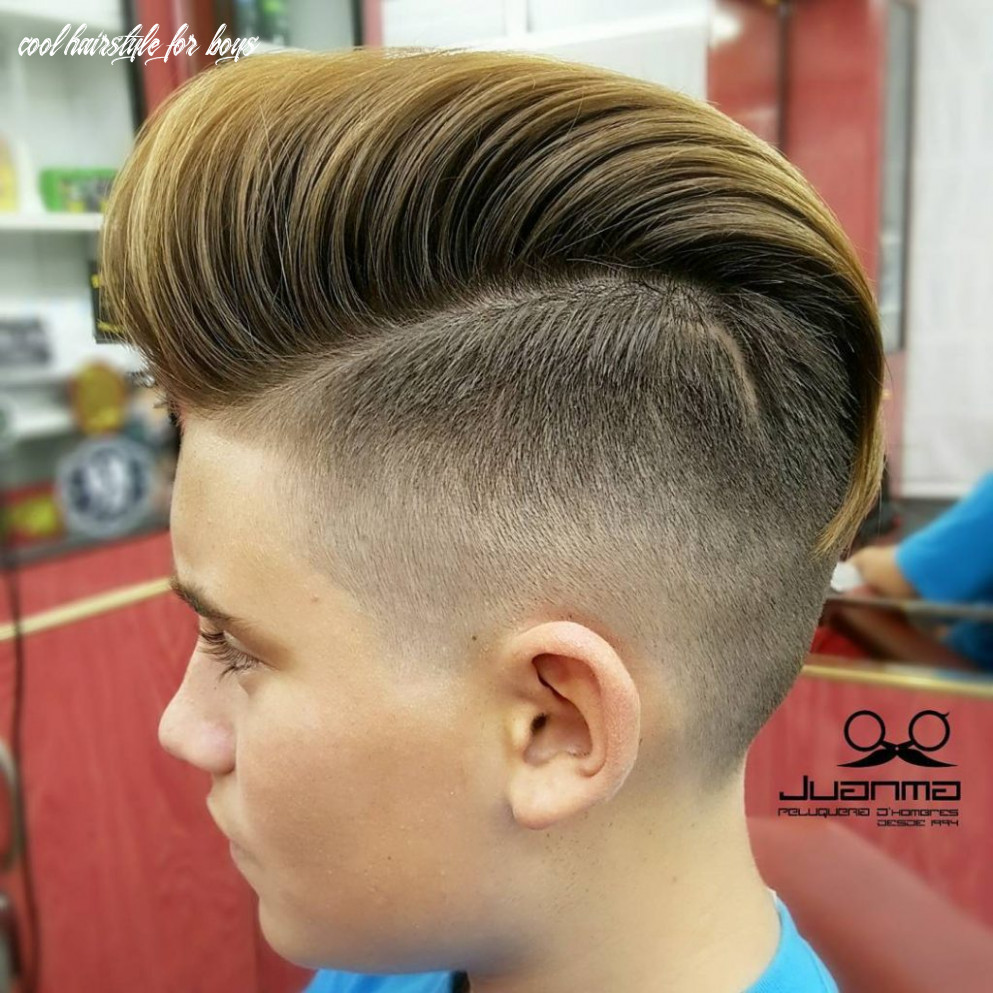 Best 10 cool hairstyles and haircuts for boys and men atoz
